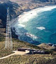 (Una estación de análisis de la polución del aire en Cape Grim.) (Foto: CSIRO)