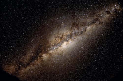 (La Vía Láctea.) (Foto: Serge Brunier)