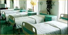 (La carga estática acumulada en las camas de los hospitales favorece la adhesión de bacterias y otras partículas dañinas para la salud.) (Foto: ICL)