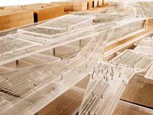 (Prueba del aprovechamiento del movimiento de la muchedumbre en una estación de tren en Torino, Italia.) (Foto: MIT School of Architecture and Planning)